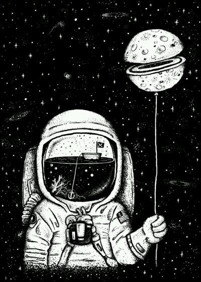 Resultado De Imagem Para Astronauta Tumblr Wallpaper Pinterest