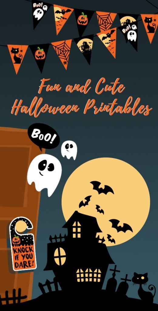 Cute halloween giveaways