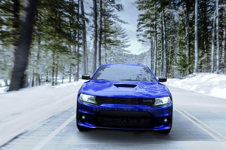 2020 Dodge Charger Gt Awd Provides More Show And All Weather Go Roadshow Dodge Charger Charger Srt Hellcat Charger Srt