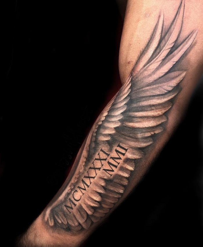 Photo of ▷ 1001 + ideas for a simple but meaningful roman numeral tattoo