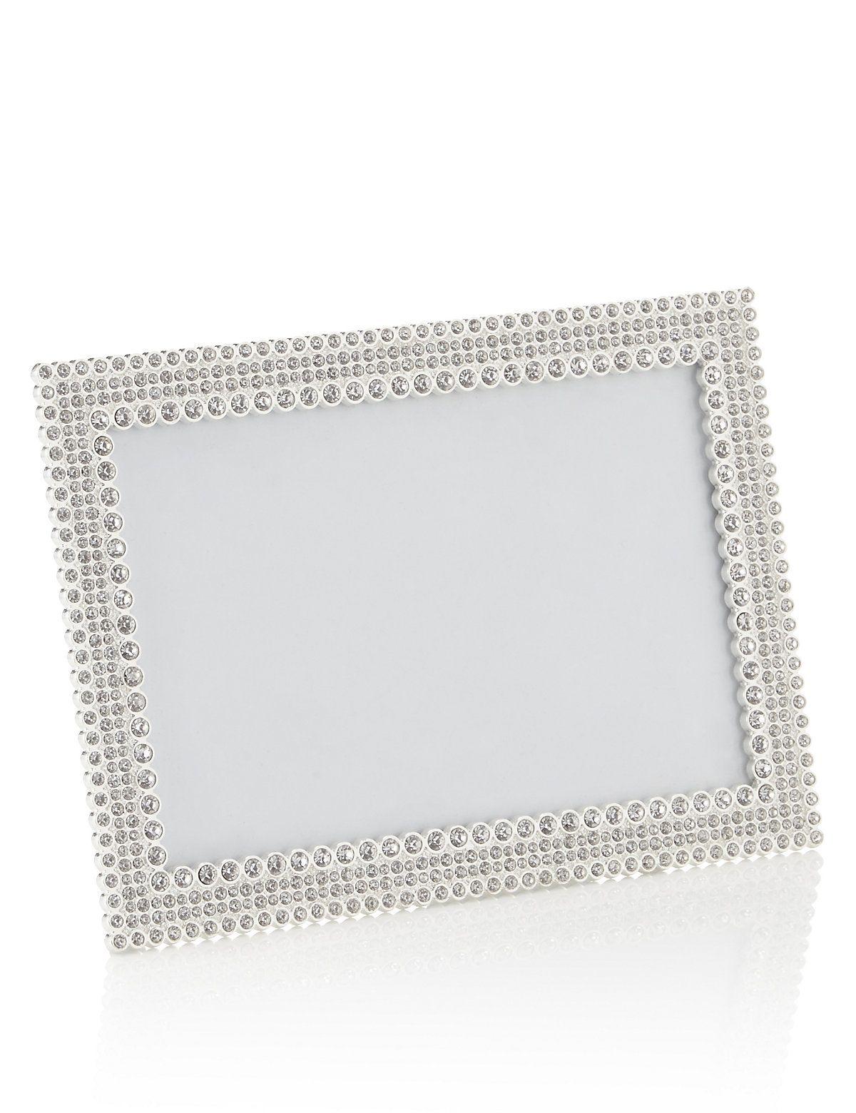 Natalie Diamanté Photo Frame x cm x inch