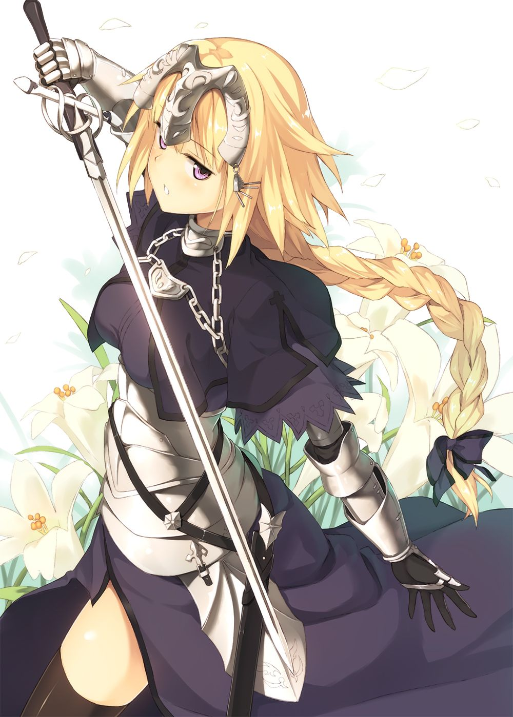 Jeanne d'Arc, of the Ruler Class [Fate/Apocrypha