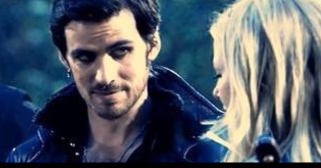 The way hook looks at emma says it all :)