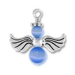 Angel Charm | FaveCrafts.com