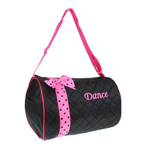 d2751e8fb7fb Monogram Dance bag/Personalized dance tote/dance Bag/Tote Bag ...