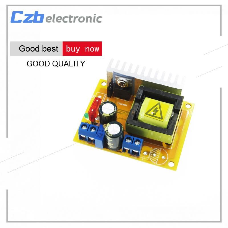 Video Games Replacement Parts & Accessories Dc-dc 8~32v To 45~390v High Voltage Boost Converter Zvs Step Up Booster Module