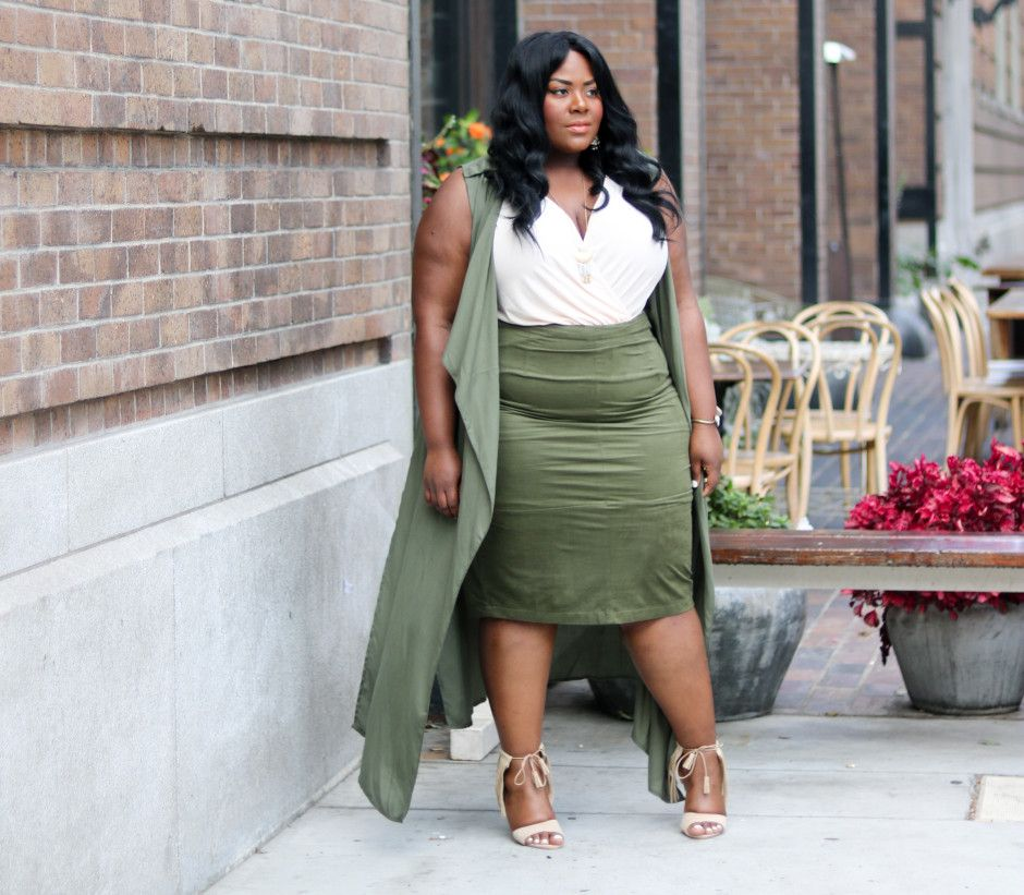 Plus Size Fashion Blogger Musings Of A Curvy Lady Thick Girl