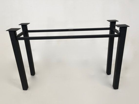 Metal Table Legs, Table Frame, Metal Table Base, Steel Table Legs ...