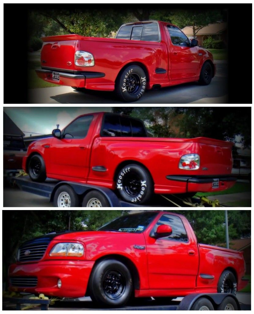2004 ford lightning drag truck 99 04 ford lightning svt ford
