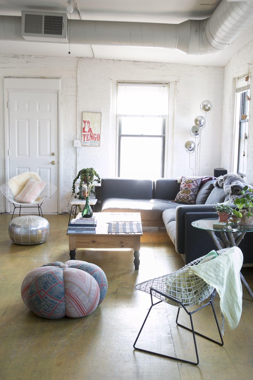 Rule Breaking Living Rooms that Look Great Anyway