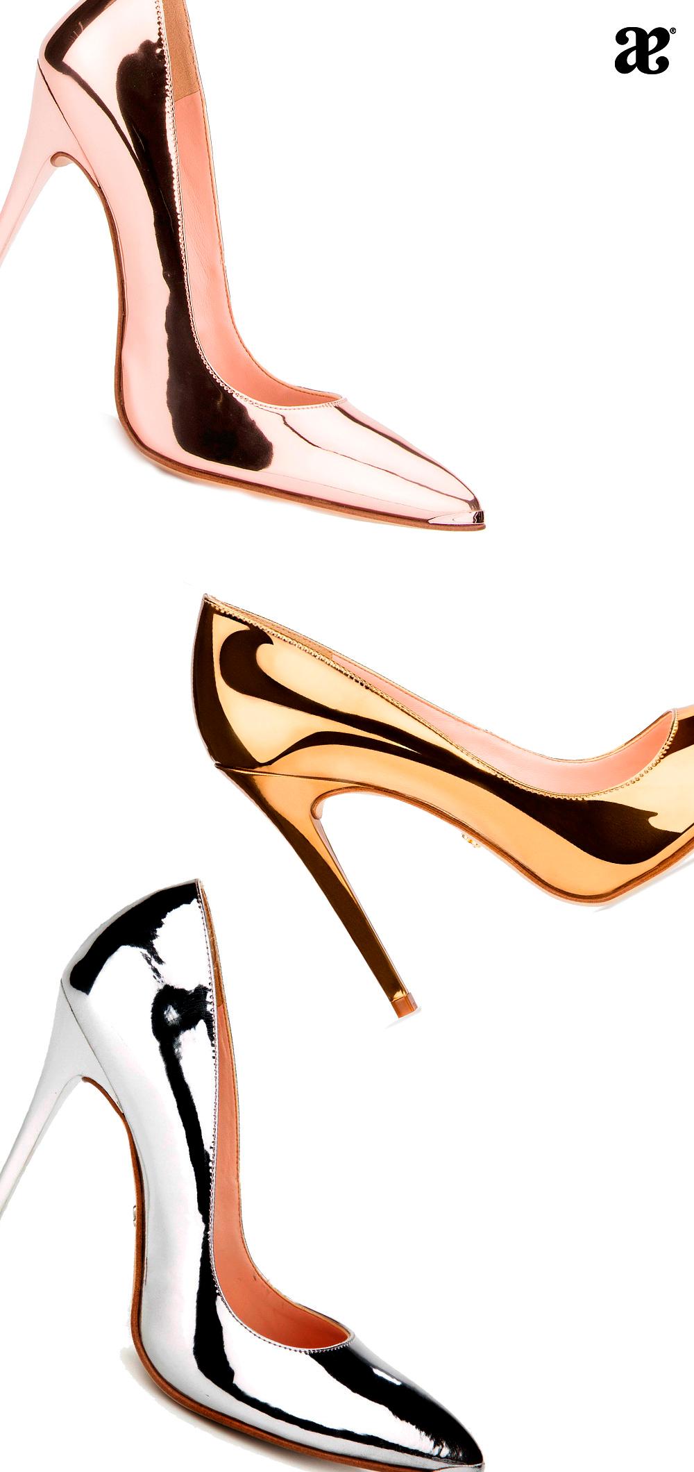 Stilettos, una forma elegante de sobresalir.