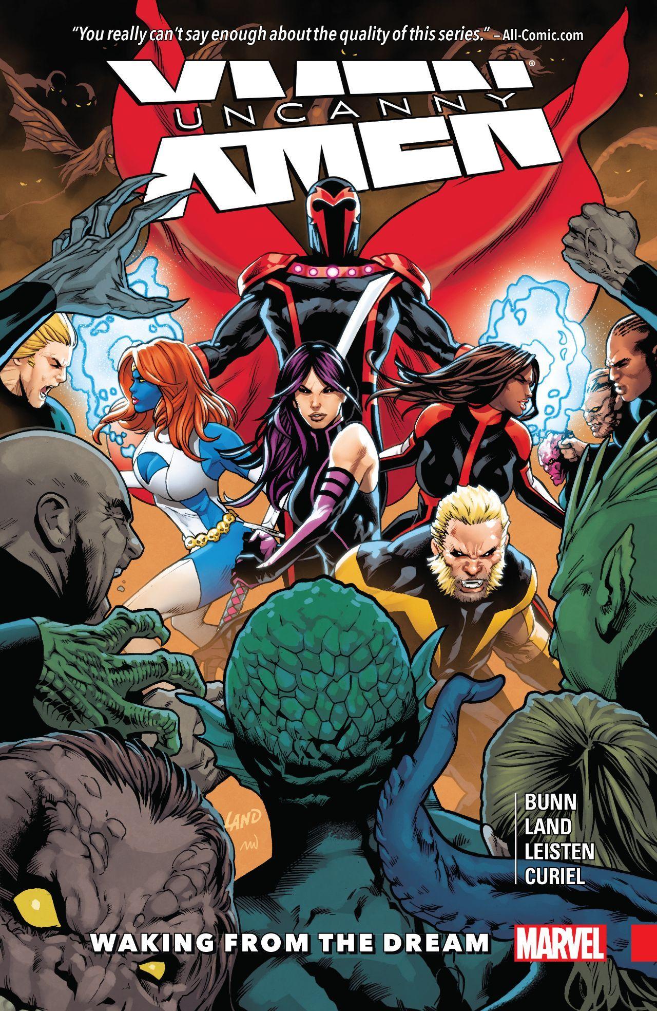 Uncanny X Men Superior Vol 3 Waking From The Dream Comics By Comixology Marvel Comics Art Marvel Comic Character Marvel Comics