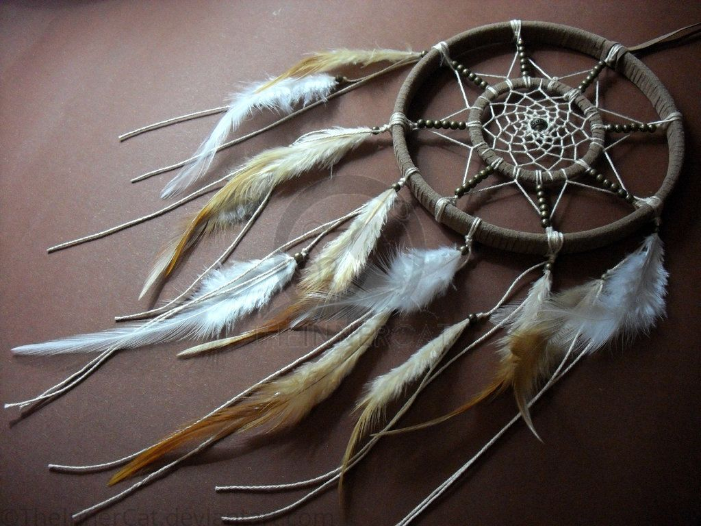 How Are Dream Catchers Made TheInnerCat's Moon Howling Wolf Dream Catcher Handmade SOLD 5