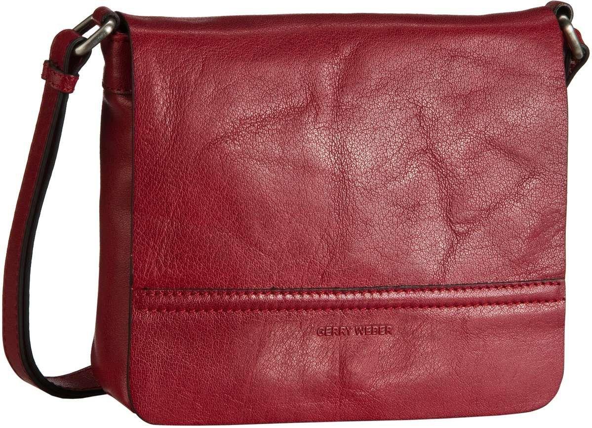Gerry Weber Lugano Flap Bag S Red - Abendtasche   Clutch