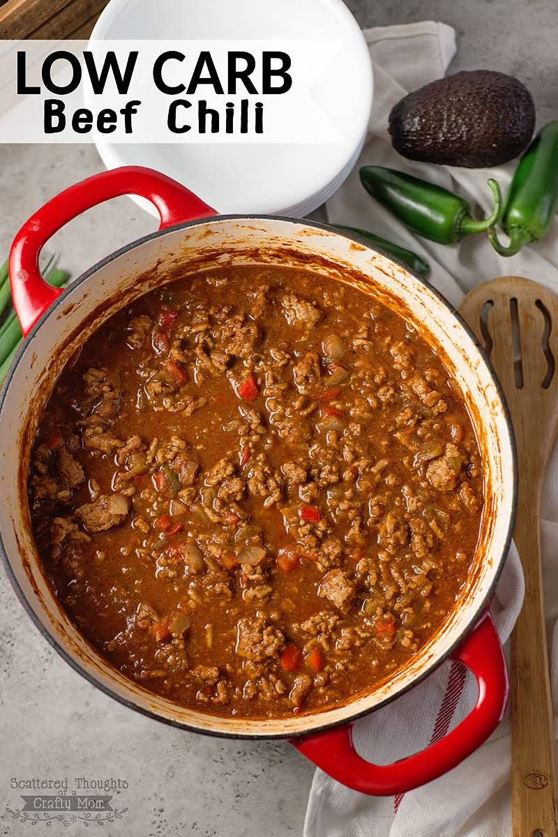 Low Carb Chili Recipe Yummly Recipe Low Carb Chili Recipe Low Carb Chili Chili Recipes