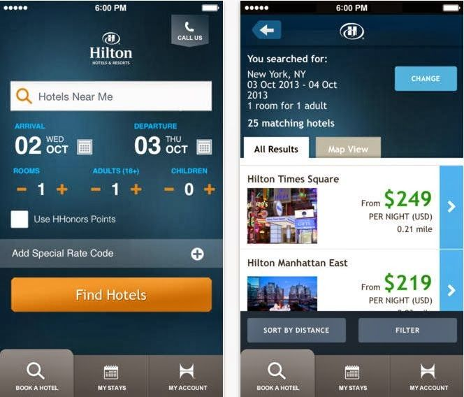 Hotel Industry Mobile App Usage Among The Most Downloaded Apps