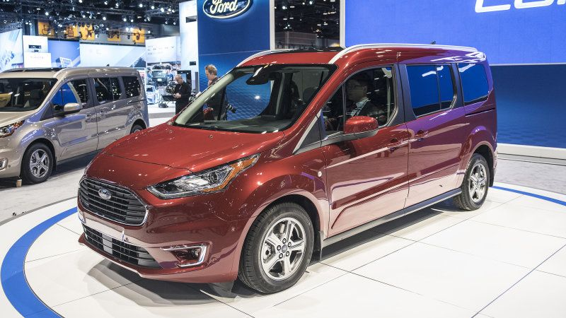 Ford Transit Connect Loses The Diesel Engine It Never Truly Had