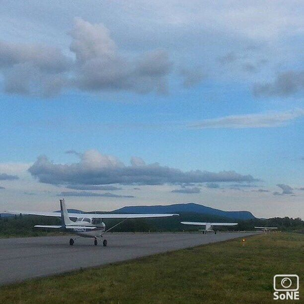 Maine  Pic of the day 09.13.15  Photographer @eatonm207  Congratulations!   #scenesofME #greenvillemaine #mooseheadlake #camping #planecamping #greenvilleairport #seaplaneflyin #vacationland