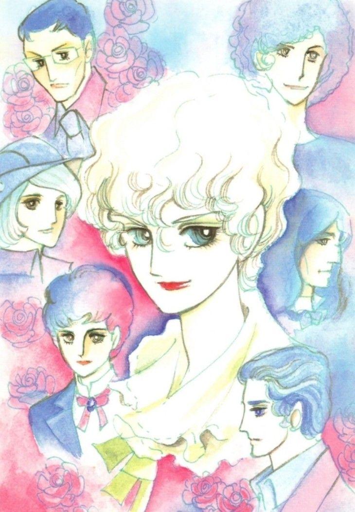 Art Vintage Shoujo Josei Manga おしゃれまとめの人気アイデア
