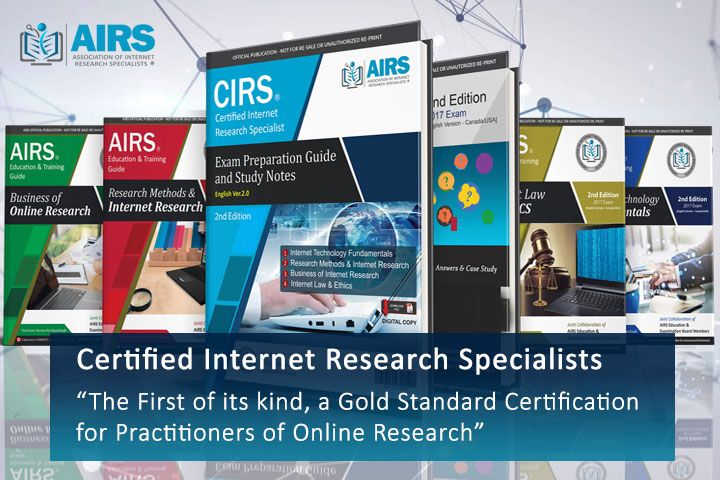 Pin By Associaiton Of Internet Research Specialists Airs On Cirs