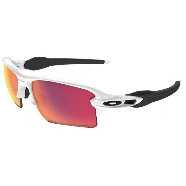 Oakley Flak 2.0 XL Jacket Polished White with Prizm Sunglasses