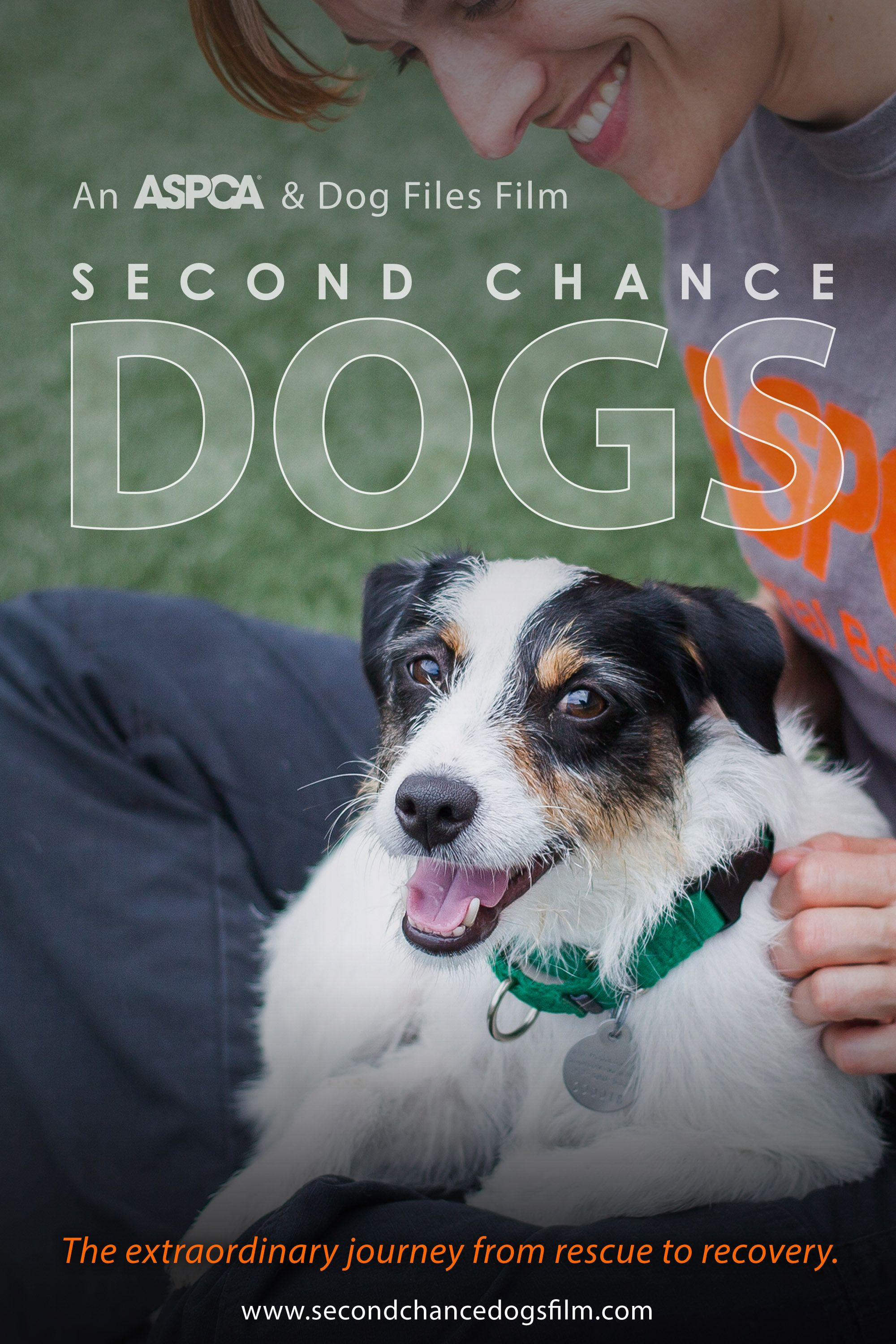 Aspca Documentary Second Chance Dogs Now Available On Netflix Second Chance Dogs Dog Documentary Aspca