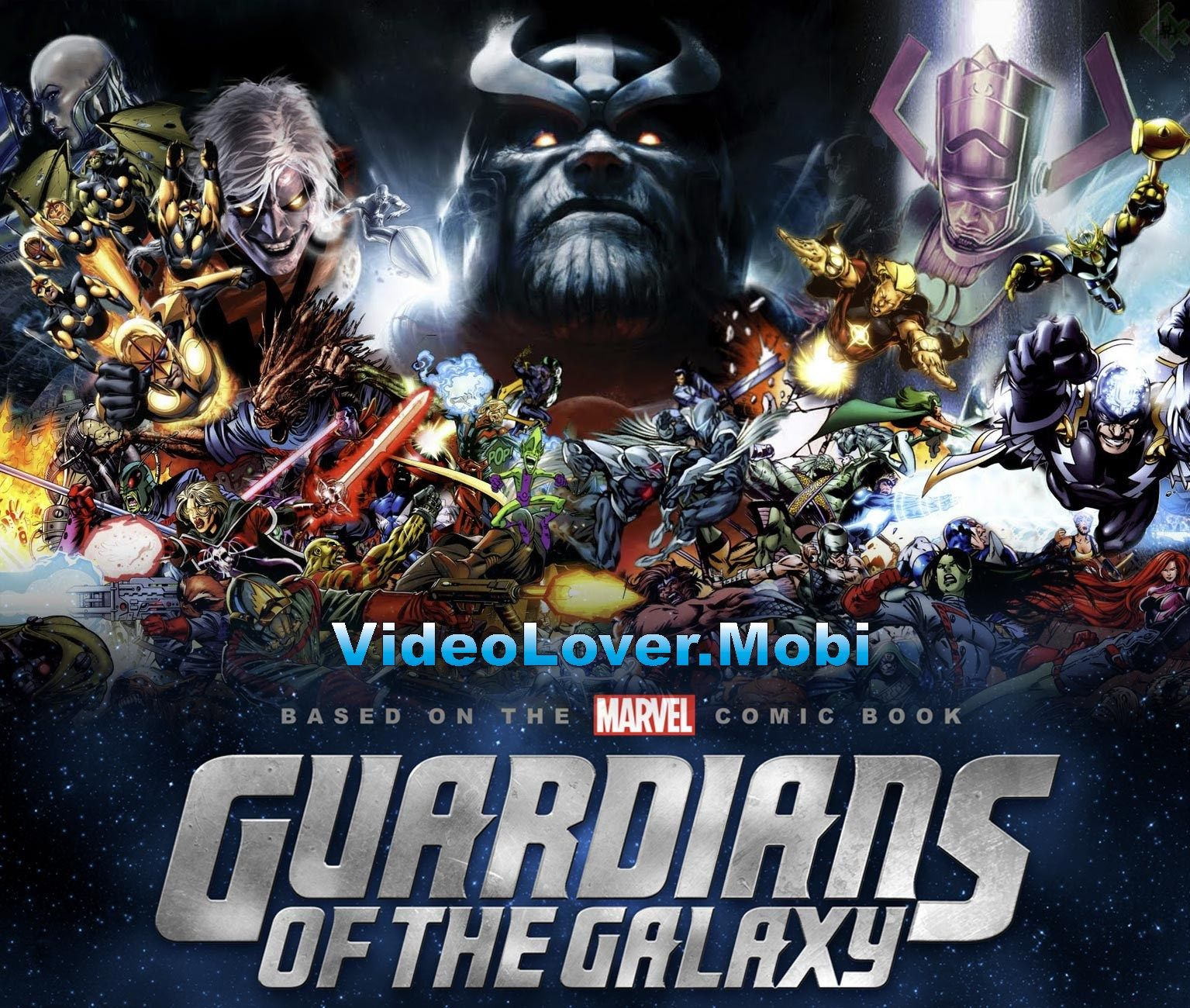 New Hollywood Trailer Guardians The Galaxy Trailer Free