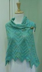 Andromeda shawl