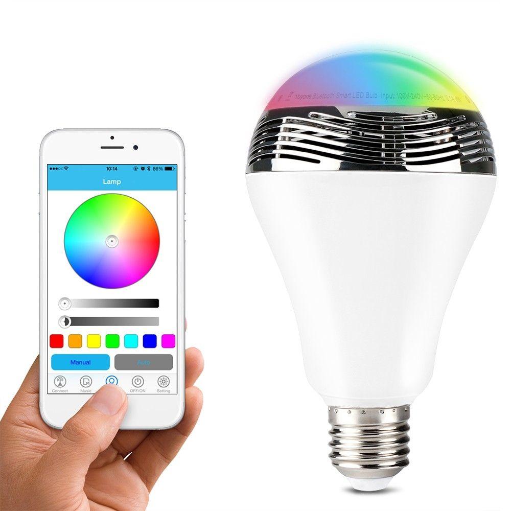 Elegant Control Lighting with Smartphone