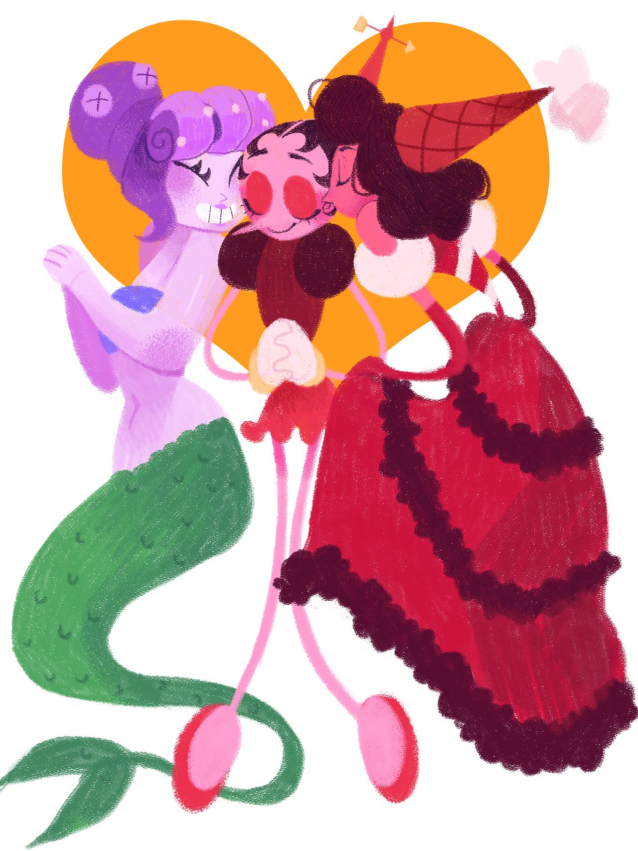 Lesbian furry games