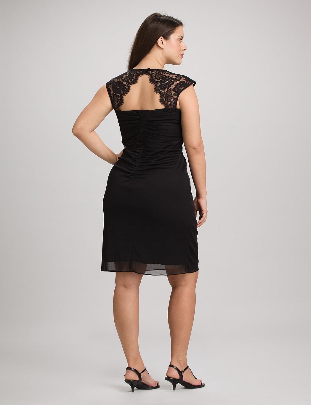 i have this dress.it is great! plus size | dresses | faux wrap