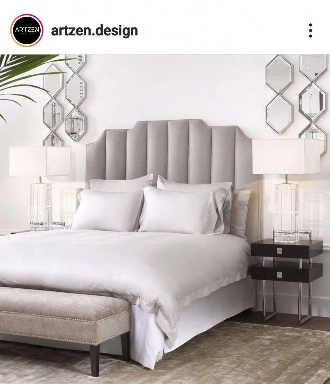 Highend Fashion Comforters Id 4868282626 Grey Headboard