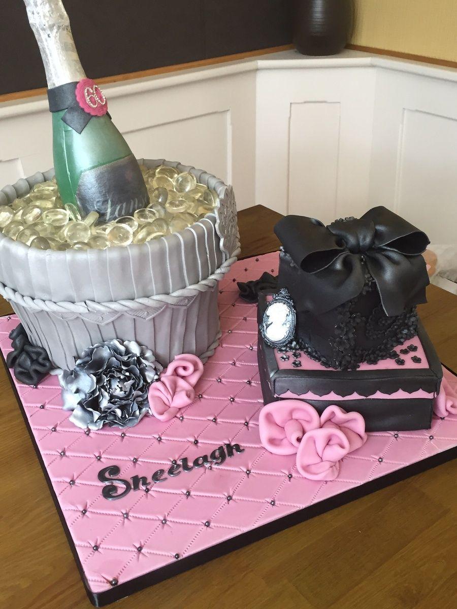 Champagne Bottle Cakes Bottle Cake Dessert Cake Recipes