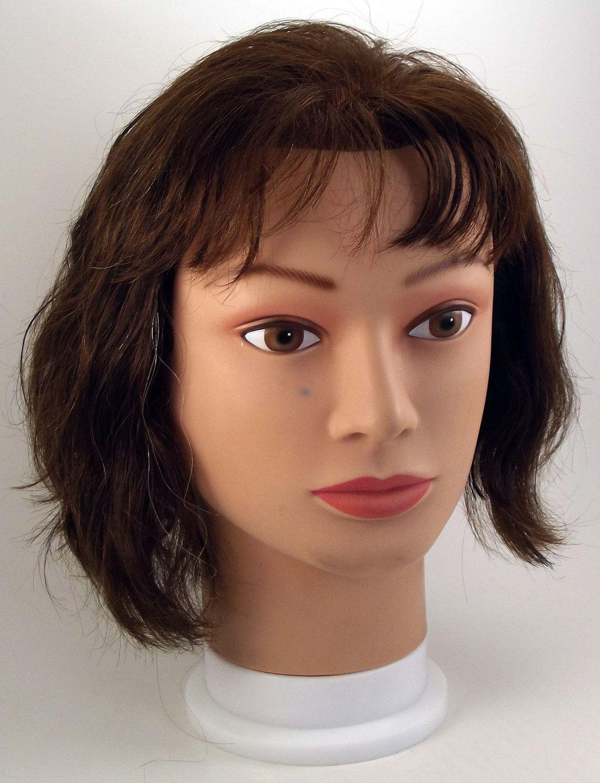 Miss SuzieKin Vintage Cosmetology Mannequin Head Marianna