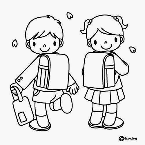 Dibujos Para Colorear Maestra De Infantil Y Primaria El Colegio Dibujos Para Colorear Igual Qu Dibujo De Ninos Jugando Dibujos Para Ninos Dibujo De Escuela