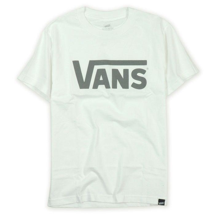 Vans Mens Classic Logo Graphic T Shirt Mens Outfits Classic Logo Logo Graphic