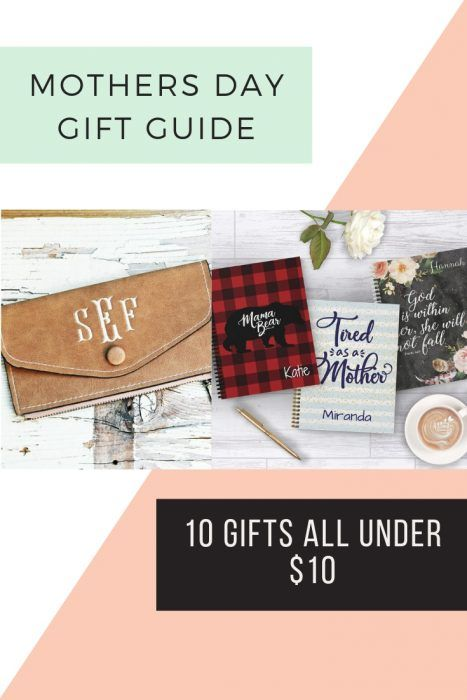 10 Gifts for Mom Under $10 | Gifts for mom, Budget friendly gift, Gifts