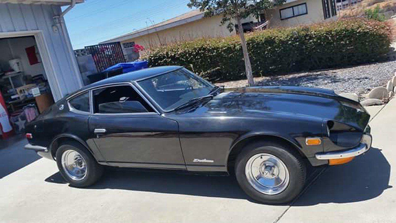1972 datsun 240z for sale near san diego california 92108 classics on autotrader cool stuff. Black Bedroom Furniture Sets. Home Design Ideas