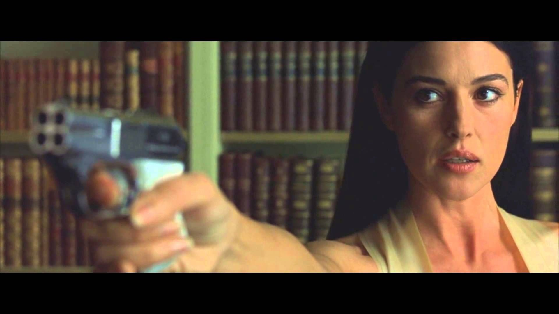 The Best Of The Merovingian And Persephone (1080p HD
