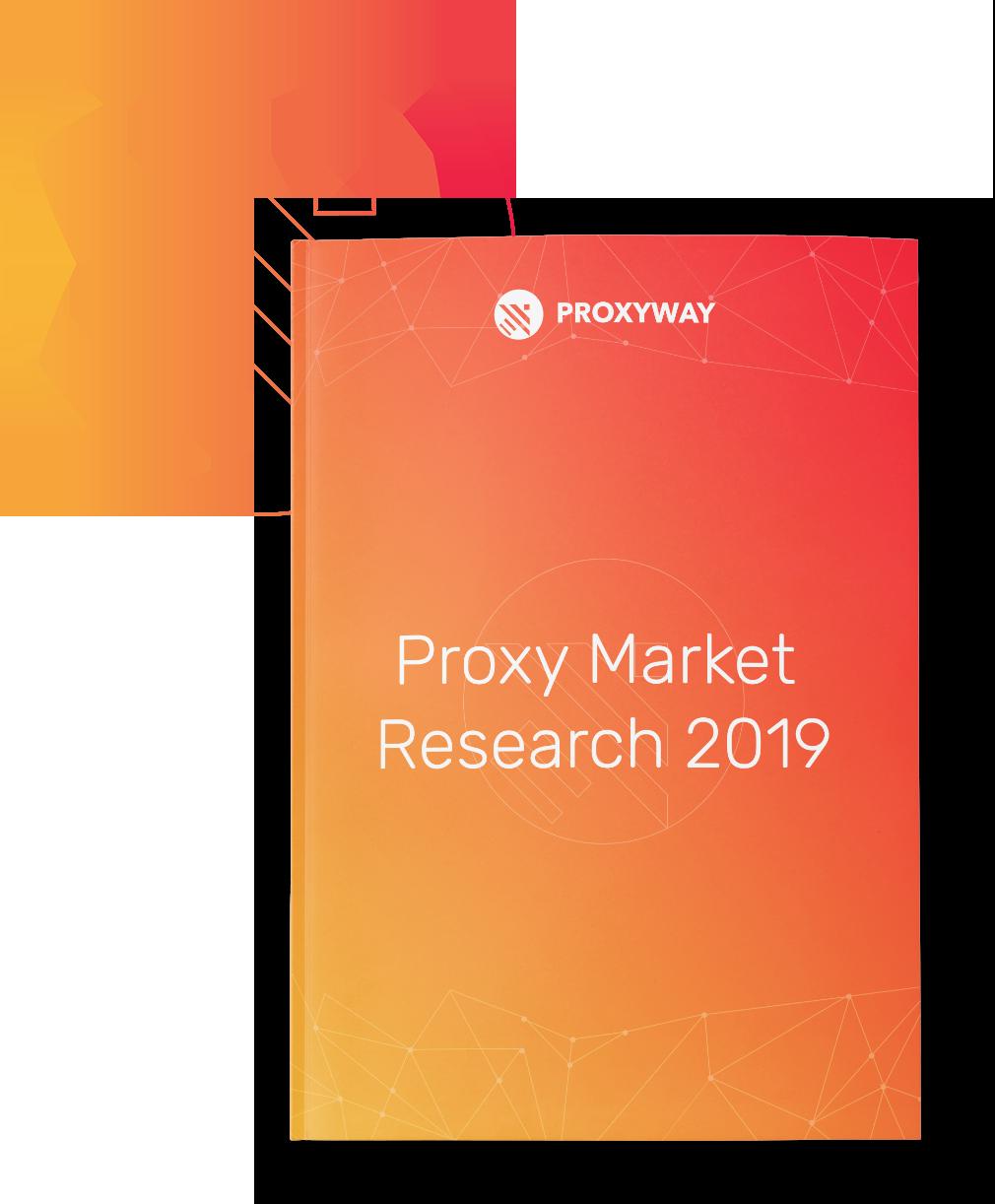 Proxy Market Research 2019 | Proxy Reviews & Comparisons