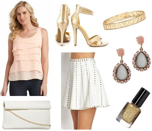 Fashion Inspiration: The Five-Year Engagement