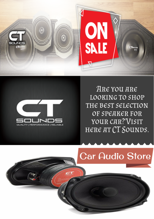Our online car music store provides you best quality of