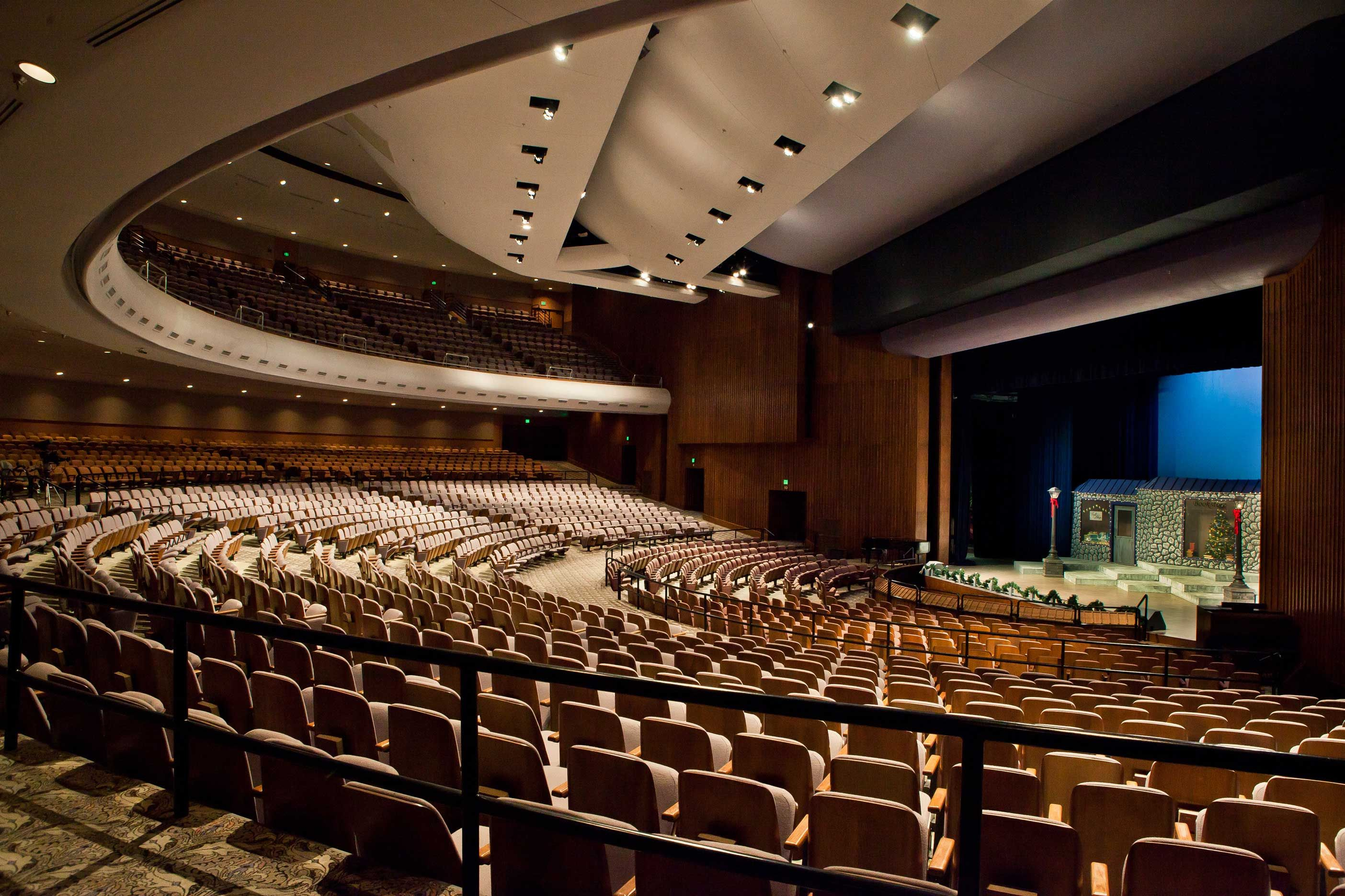 Auditorium Design Standards Google Search Theater