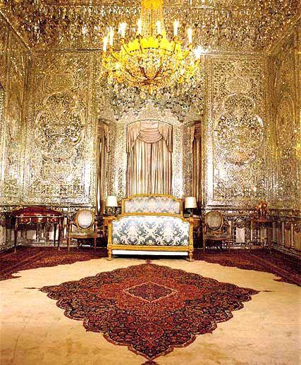 Golestan Palace Tehran Iran Irantravelingcenter
