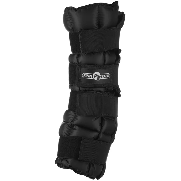 Horze Finntack Pro Cooling Ice Boot Wrap Single Black Boots