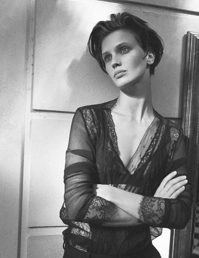 vogue russia november 2017 marine vacth by emma tempest editorial fashion pinterest mode. Black Bedroom Furniture Sets. Home Design Ideas