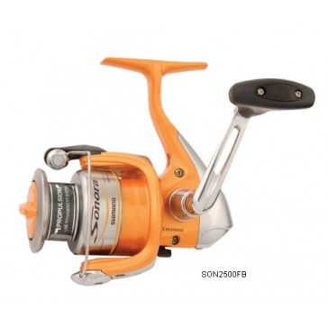 Shimano son2500fb sonora fb spinning reels on sale today for Shimano fishing reels for sale