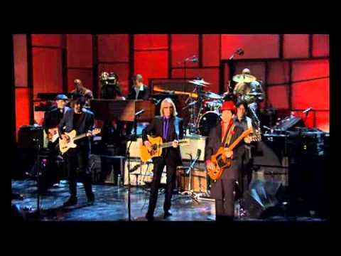 Petty & Jeff Lynne & Steve Winwood & Dhani Harrison & Prince   While my Guitar Gently Weeps 2004