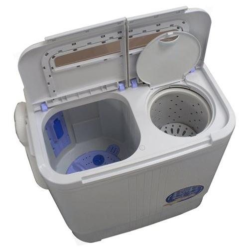 Panda Portable Small Compact Twin-tub Washing Machine Washer Spin ...