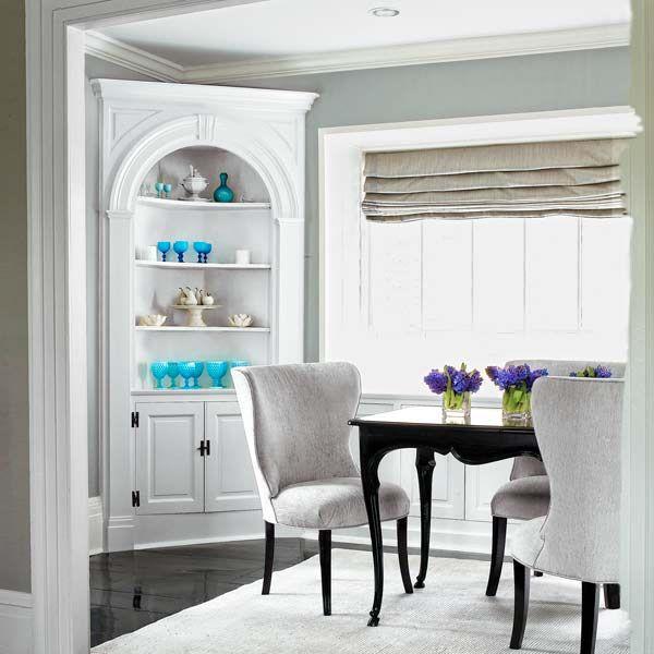 Built Ins That Make Entertaining Easier Dining Room Corner